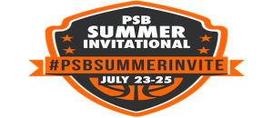 July 23 - 25, 2016 Peach State Summer Invitational, Marietta GA NCAA Showcase